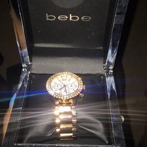 Rose gold Brand new BeBe watch